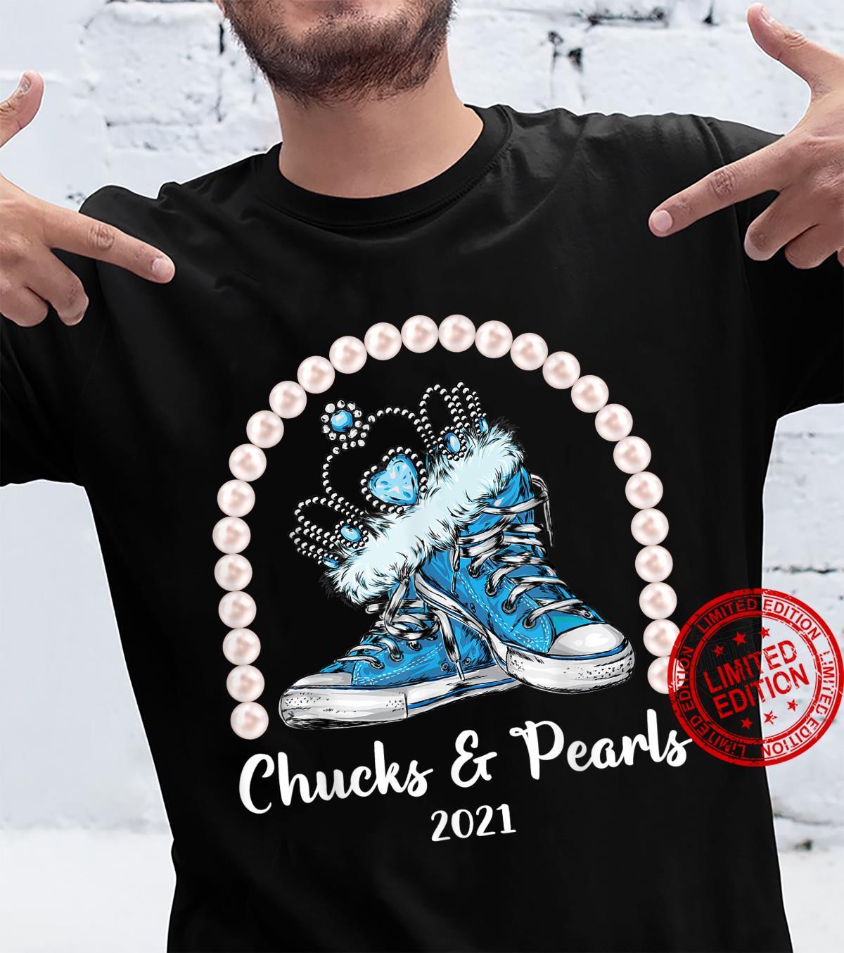 Chucks And Pearls Shirt Shirt