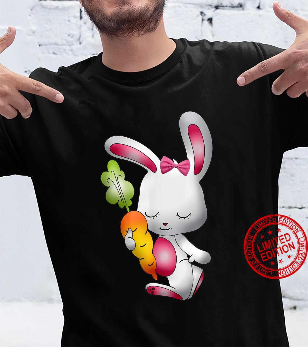 Cute Bunny Rabbit Shirt