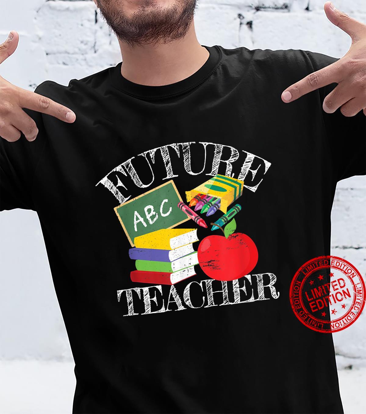 Future Teacher Costume Adults and Shirt