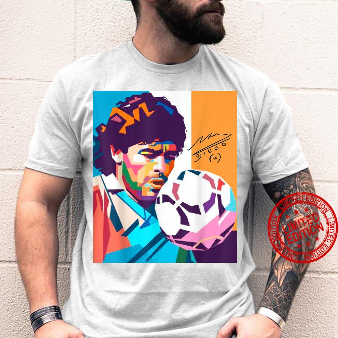 MARADONA, THE BEST PLAYER OF THE CENTURY Shirt