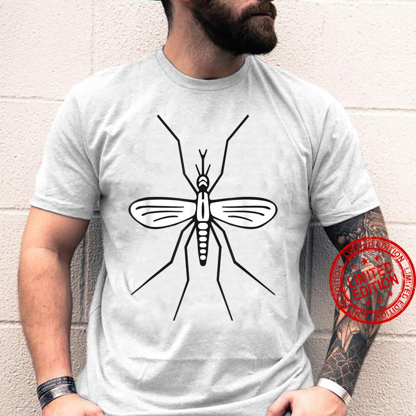 Mosquito Insect Icon Shirt