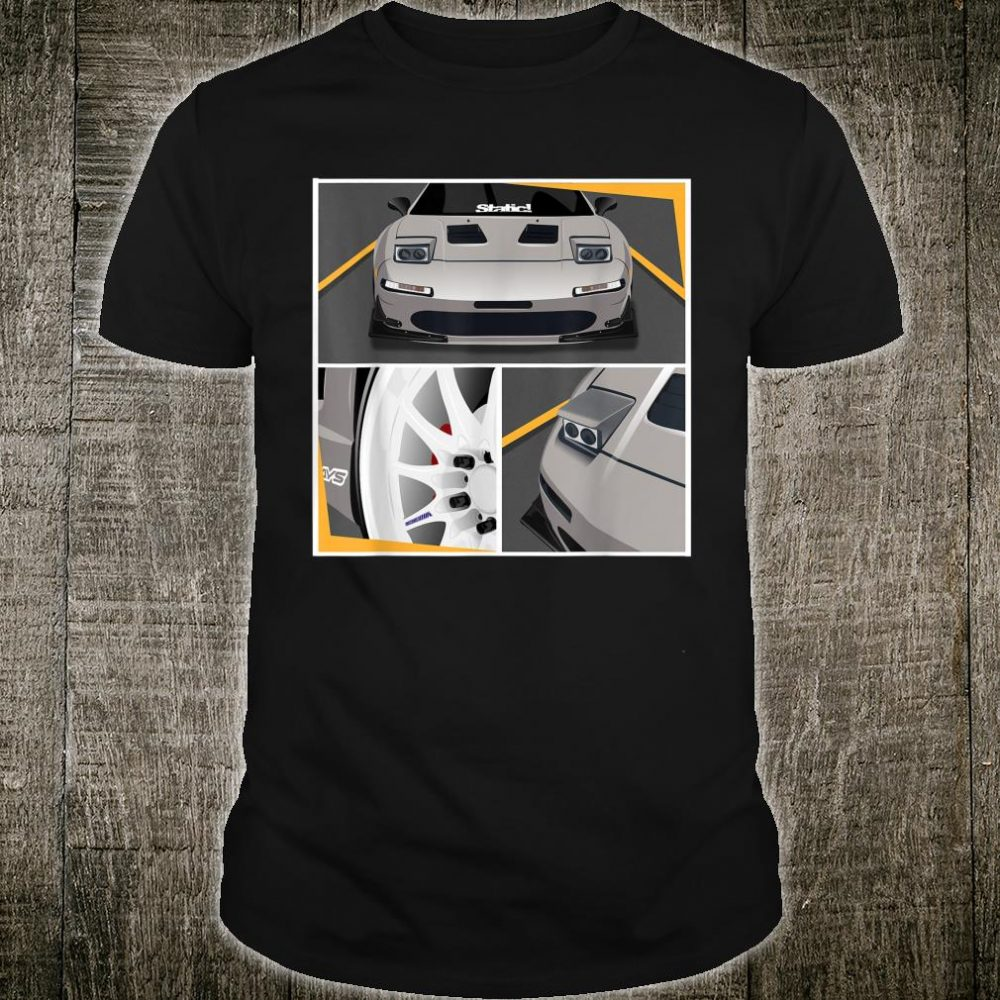 Daily Culture Static NSX Shirt
