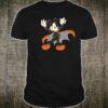 Disney Halloween Mickey Mouse Magic Art Shirt