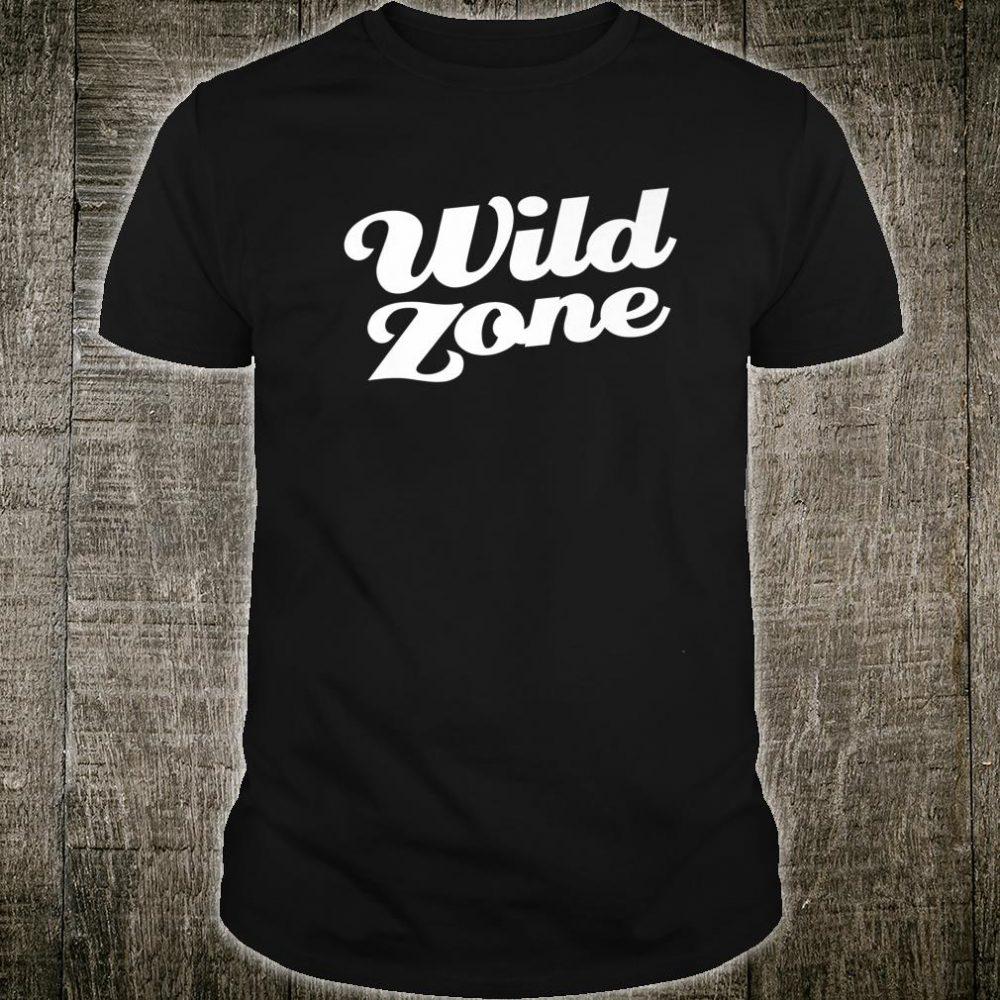 Graphic 365 Wild Zone Cute Top Girls Shirt