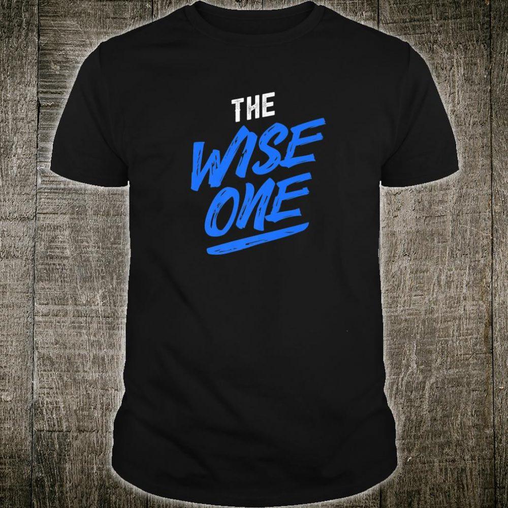 Jewish Hanukkah Holy Holiday The Wise One Shirt