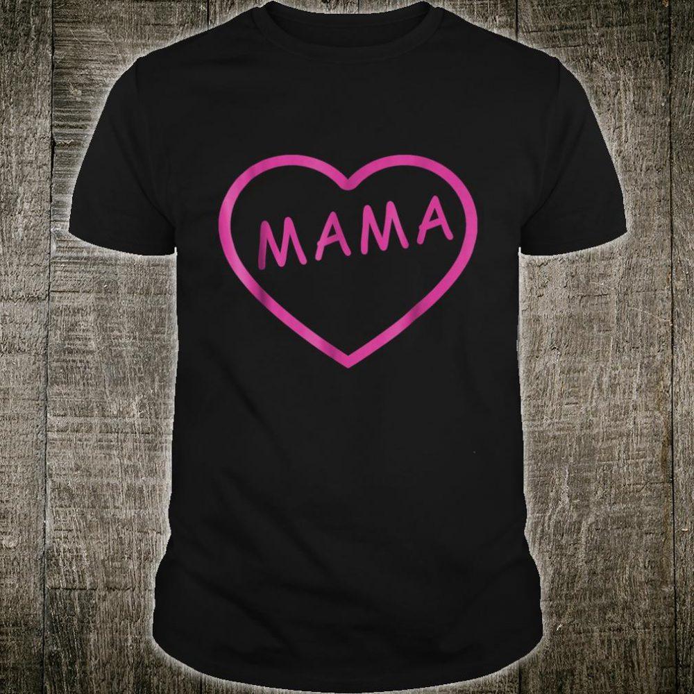 Mamma I love you deeeaaaar Shirt