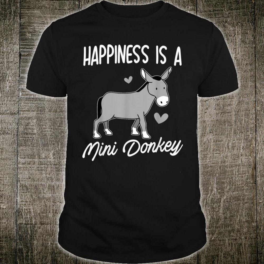 Miniature Donkey Shirt