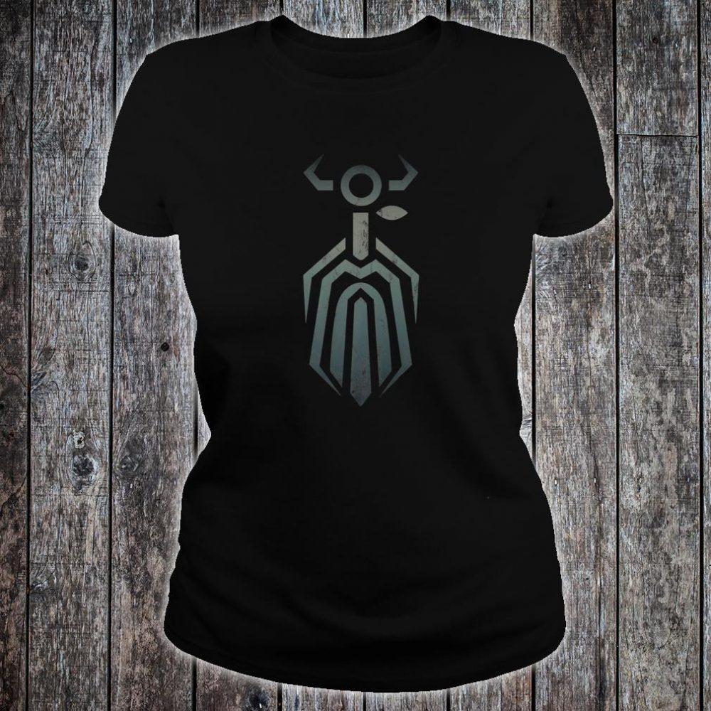 Odin, Viking, Norse, Nordic Mythology, God, Asgard, Northmen Shirt ladies tee