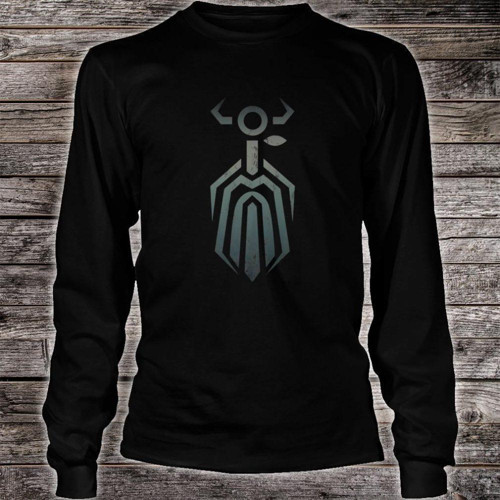 Odin, Viking, Norse, Nordic Mythology, God, Asgard, Northmen Shirt long sleeved