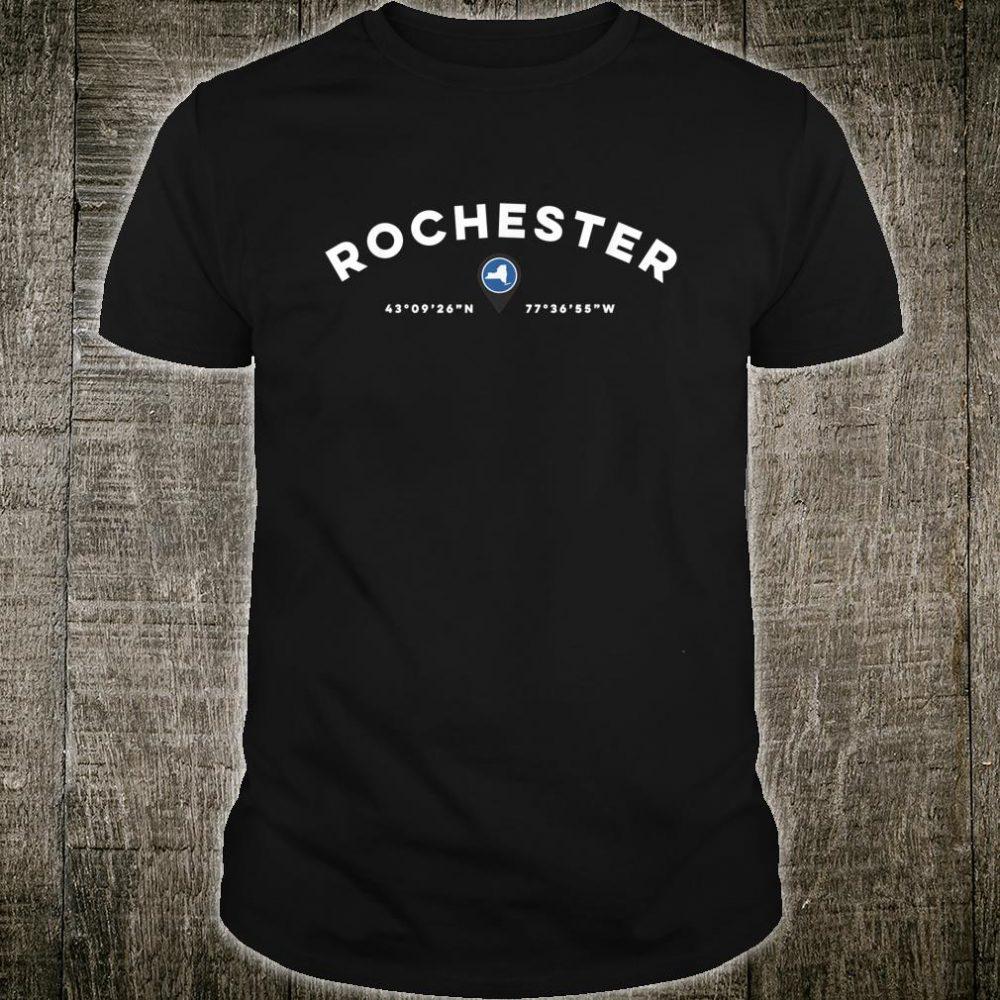 Rochester New York State Shirt