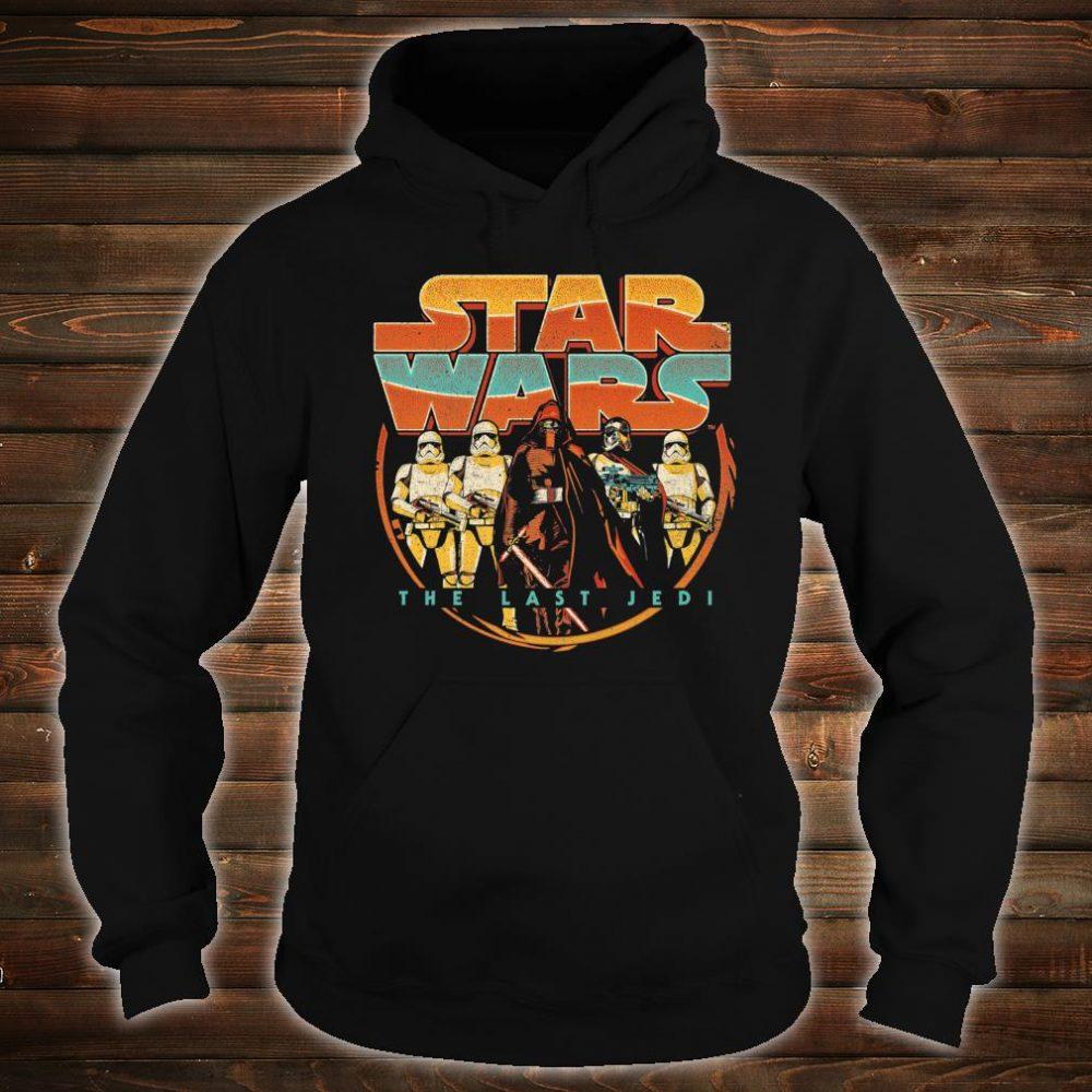 Star Wars Last Jedi Vintage Retro Kylo Ren Shirt hoodie