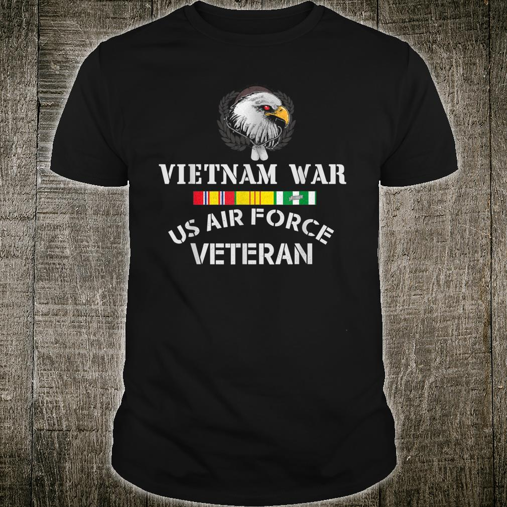 Us Air Force vietnam veteran t shirt Veteran's Day Shirt