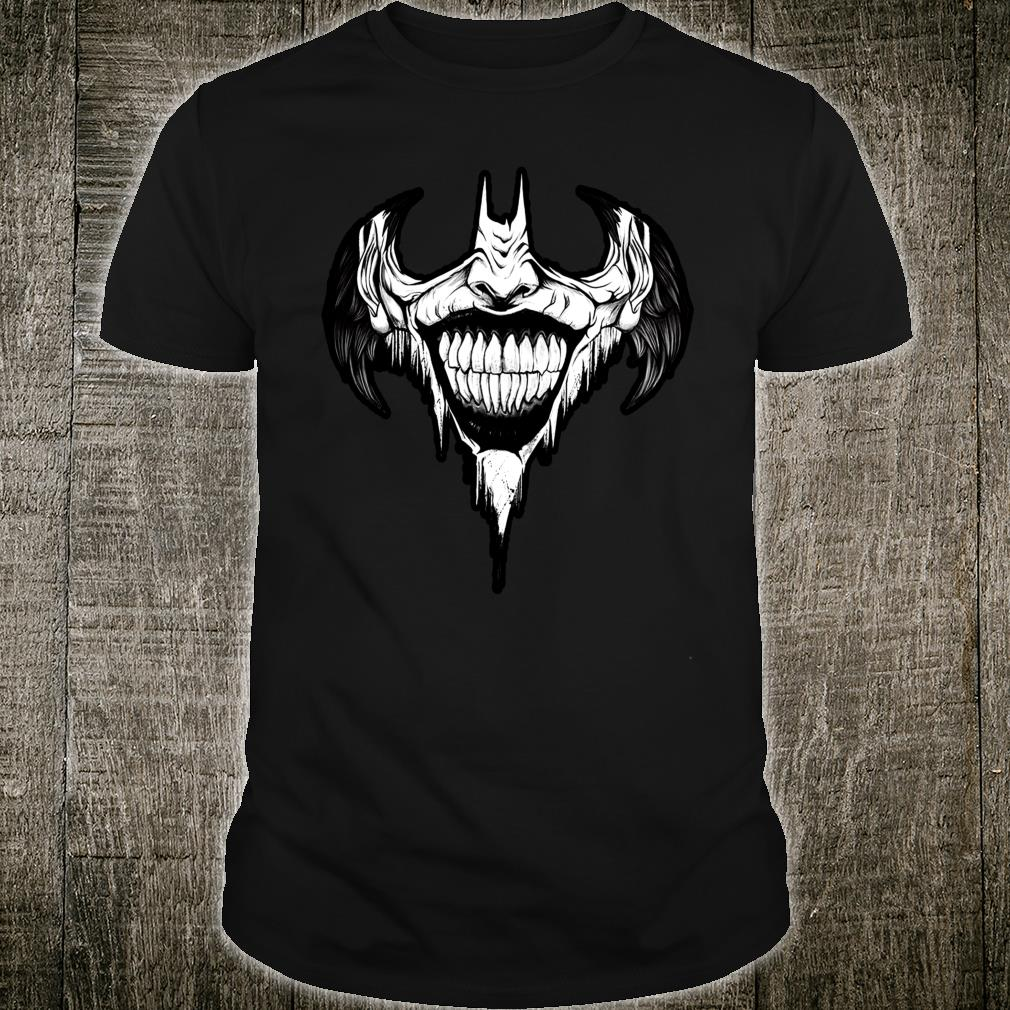 VILLAIN SMILE ACTION MOVIE CHARACTER AWESOME Shirt
